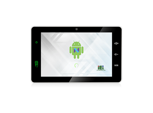 industrial computing tablet for building automation